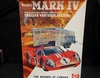 MPC 504      --   Ford Mark IV and Trailer Van  1:25  (decals damaged)