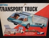MPC 508   --    Daytona Transport Truck  /  Both a Truck & Display Case  1:25