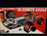 MPC 6026    --     Dan Gurney's Olsonite Eagle    1:25