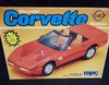 MPC 6204    --     Corvette Roadster   2'n1   1:25