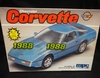 MPC 6205   ---    1988 Corvette Coupe  2'n1  1:25