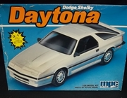 MPC 6208   --    Dodge Shelby Daytona  3'n1   1:25  (rough decals)