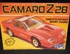MPC 6308   --    Camaro Z/28   -   Chevy's Potent Sports Coupe   1:25