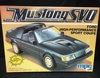 MPC 6310    --     Mustang SVO/Ford High-Performance Sport Coupe  1:25