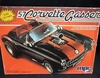 MPC 6355  --   '57 Corvette Gasser / Flip-Up Front End Displays Fully Blown Racing Engine   1:25