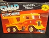 "MPC 6448     --     ""Chromies"" 10- Wheel Truck  SnapKit   1:32"