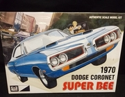 MPC 703      --      1970 Dodge Coronet Super Bee   1:25