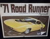 MPC 7125    --      '71 Plymouth Road Runner 3'n1  1:25  (original release)