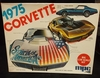 MPC 7530     --     1975 Corvette   3'n1    1:20   (decals damaged)