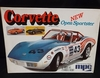 MPC 7606   --   Corvette 'New' Open Sportster   1:25