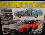 MPC 767/06    --    Petty 1973 Dodge Charger   1:16