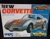 MPC 7705   --   'New Corvette'  3'n1   1976 Release  1:25