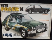 MPC 7801    --     1978 Pacer X    1:25 -  1977 Release