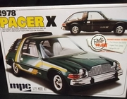 MPC 802/12    --    1978 Pacer X    1:25