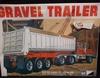 "MPC 823/06     --     Gravel Trailer  - Super-Long 12"" Trailer  1:25"