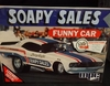 MPC 831/12    --    Soapy Sales Funny Car   1:25
