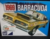 MPC 832/12   --     1969 Barracuda  1:25
