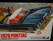 MPC 840/12    --     1970 Pontiac Pick-Up/Open Sportster    1:25