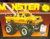 MPC 852/12     --    Datsun Monster Truck   1:25