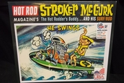 "MPC 873/12   --   'He Swings'  Stroker McGurk and His Surf/Rod   7"" tall & 12"" board"