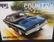MPC 878M/12    --     'Country' 1969 Dodge Charger R/T   w/American Flag decal   1:25