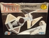 "MPC 8931     --        TIE Interceptor    Snap    6"" long"