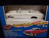 Polar Lights 53003   --   1964 Pontiac GTO Convertible  PreDecorated/Pearl White  Snap  1:25