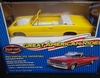 Polar Lights 53003   --     1964 Pontiac GTO Convertible  PreDecorated  Yellow/Snap  1:25