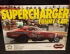 Polar Lights 6501     --     Mr. Norm's Supercharger Funny Car   1:24