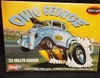 Polar Lights 890/12       --        '33 Willys Gasser  / Ohio George   SnapIt  1:32