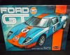 Polar Lights 955/12      --   2006  Ford GT 'Gulf'     SnapKit   1:25