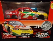 Racing Champions 31021    --    'Kellogg's' #5 Monte Carlo - Fully Decorated  1:24