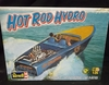 Revell 0392     --     Hot Rod Hydro   includes boat trailer & water skis  1:25