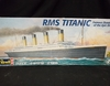 "Revell 0445      --     ""RMS Titanic""   Famous Ocean Liner of the Epic Disaster   1:570"