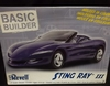 Revell 0851  --   Sting Ray III  1:25