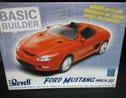 Revell 0859    --    Ford Mustang Mach III   1:25