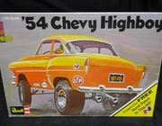 Revell 1205   --    '54 Chevy Highboy   1:25