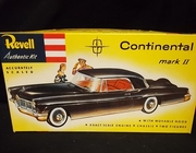 Revell 1219     --     Continental Mark II    1:32