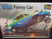 Revell 1266     --     'Miss Deal' Funny Car   1:25
