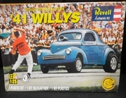 Revell 1287    --     '41 Willys Stone, Woods & Cook   1:25