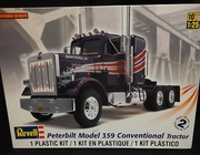 Revell 1506    --     Peterbilt Model 359 Conventional Tractor  1:25