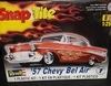 Revell 1931  --    '57 Chevy Bel Air    /    SnapTite   1:25