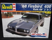 Revell 2342      --    '68 Firebird 400 Ram Air 2'n1    1:25