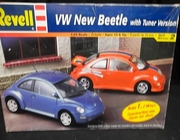 Revell 2382   --   VW New Beetle with Tuner Version   1:24