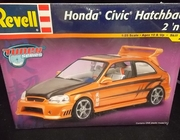 SOLD OUT!!!   Revell 2389      --     Honda Civic Hatchback 2'n1   1:25
