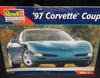 Revell 2490   --   '97 Corvette Coupe  1:25