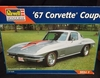 Revell 2491     --     '67 Corvette Coupe    1:25