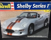 Revell 2534   --   Shelby Series 1   1:25