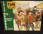 Revell 2554      --      Wild West Cowboys  1:72