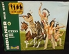 Revell 2555      --      Wild West Indians   1:72